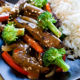 Stir Fry by Traverse City Photographer Thomas Kachadurian