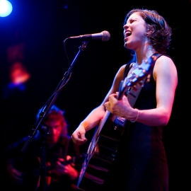 Missy Higgins by Traverse City Photographer Thomas Kachadurian