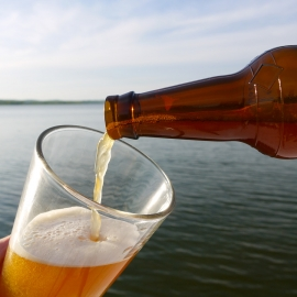 beer by Traverse City Photographer Thomas Kachadurian