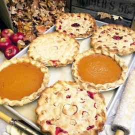Pies by Traverse City Photographer Thomas Kachadurian