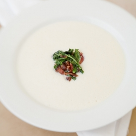 Garlic Bisque by Traverse City Photographer Thomas Kachadurian