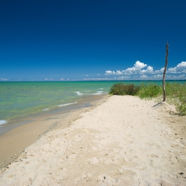 West Grand Traverse Bay by Traverse City Photographer Thomas Kachadurian