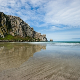 Morro Bay, California by Traverse City Photographer Thomas Kachadurian