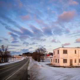 Center Road, Old Mission by Traverse City Photographer Thomas Kachadurian