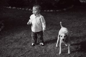Moses at 18 months by Traverse City Photographer Thomas Kachadurian