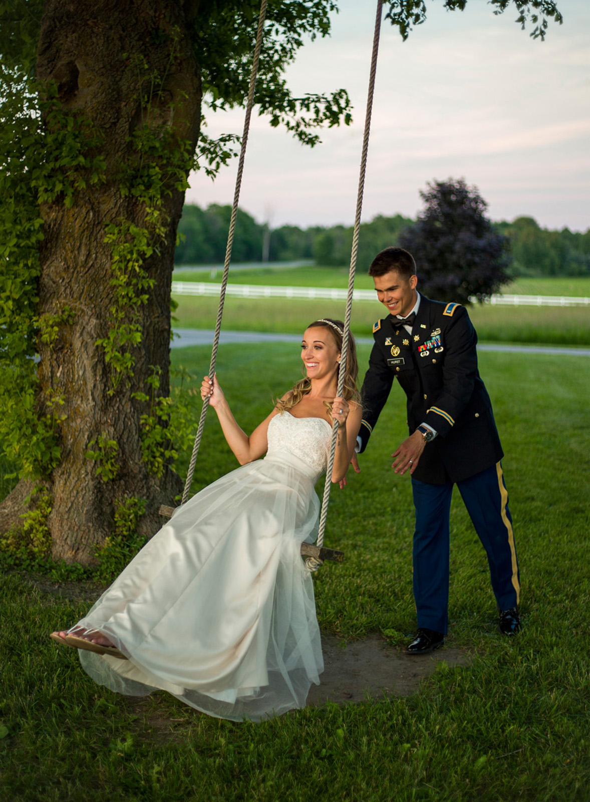 A Wedding at Cobblestone Farm by Photographer Thomas Kachadurian