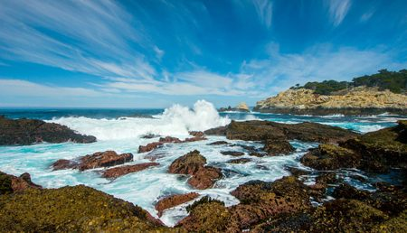 Point Lobos State Game Reserve by photographer Thomas Kachadurian