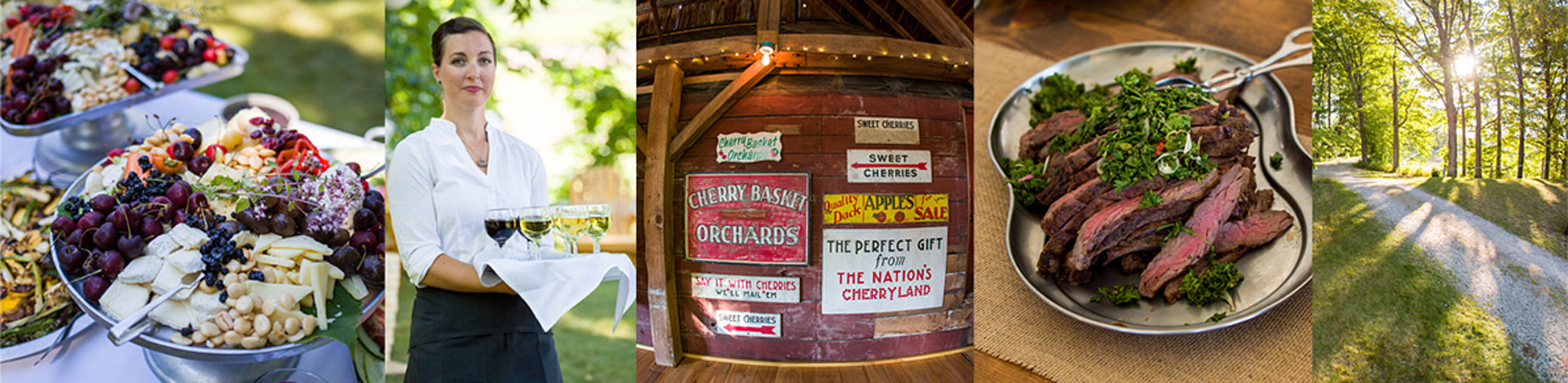 Cherry Basket Farm by wedding Photographer Thomas Kachadurian