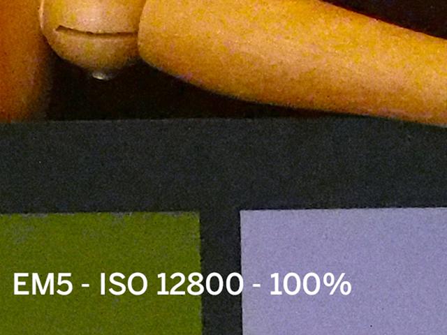 ISO samples by Photographer Thomas Kachadurian