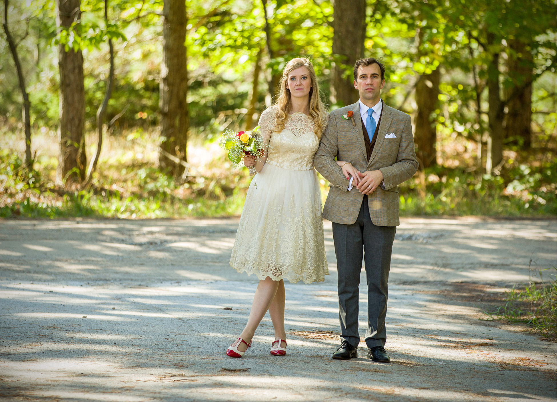 Jeanette & Michael's Wedding by Photographer Thomas Kachadurian