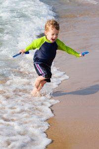 Sam at Empire beach by Photographer Thomas Kachadurian