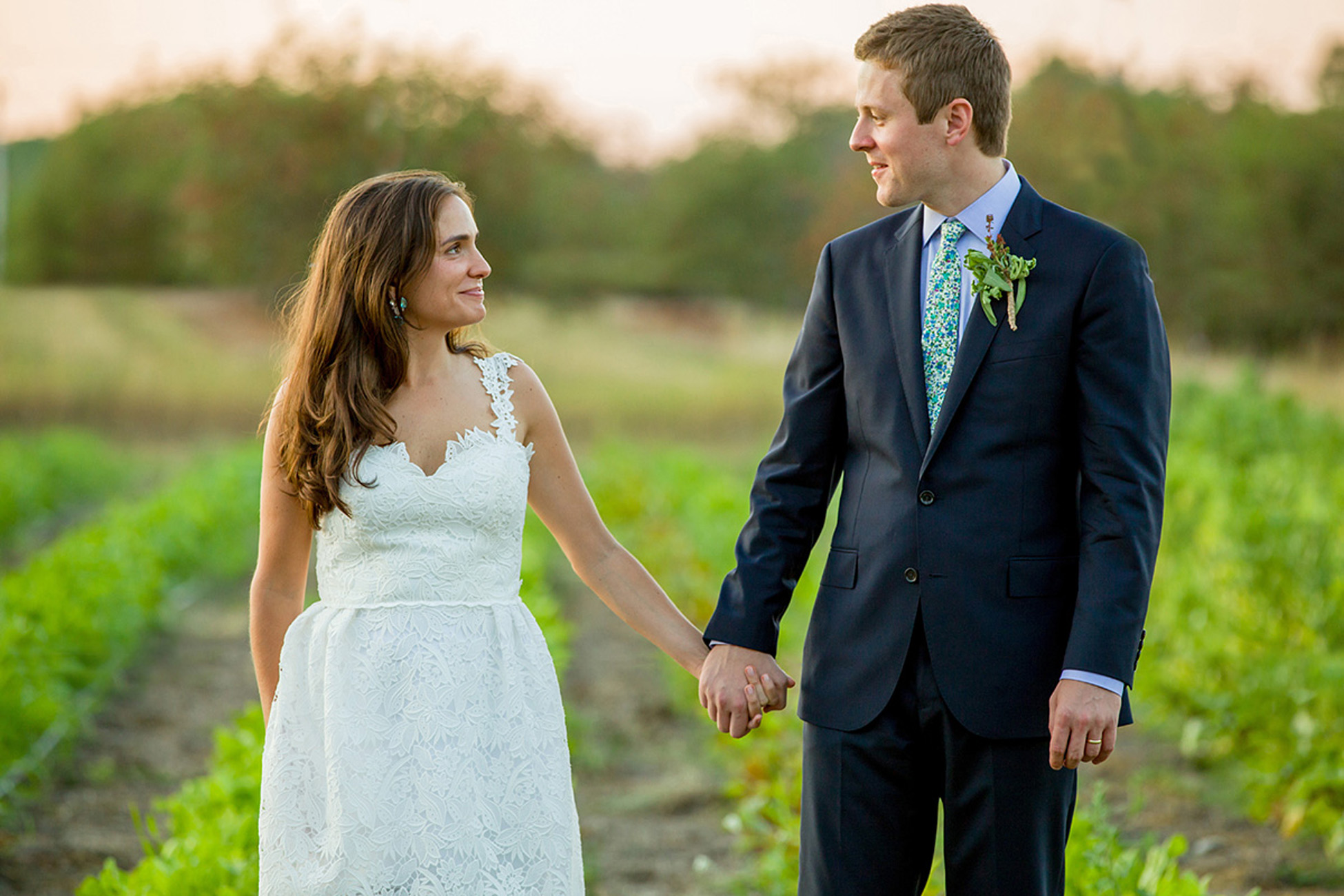 A Wedding at Cherry Basket Farm by Photographer Thomas Kachadurian