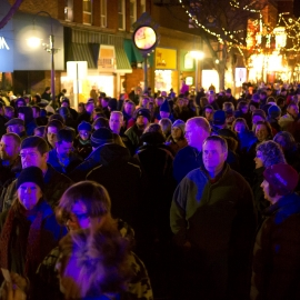 New Years Eve by Traverse City Photographer Thomas Kachadurian
