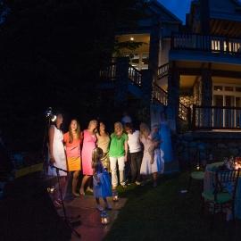 The Birthday Party by Traverse City Portrait Photographer Thomas Kachadurian