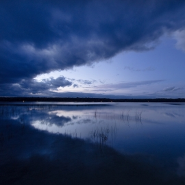 Little Traverse Lake by Traverse City Photographer Thomas Kachadurian