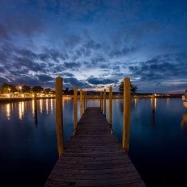 Traverse City Marina by Traverse City Photographer Thomas Kachadurian