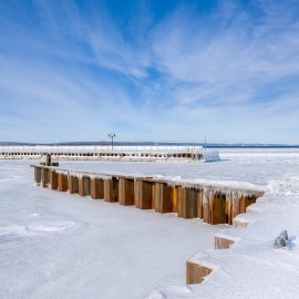 Maritime Academy by Traverse City Photographer Thomas Kachadurian