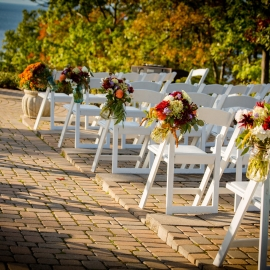 Wedding at the Homestead by Traverse City Wedding Photographer Thomas Kachadurian