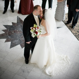 Wedding at Black Star Farms in Suttons Bay by Traverse City Wedding Photographer Thomas Kachadurian